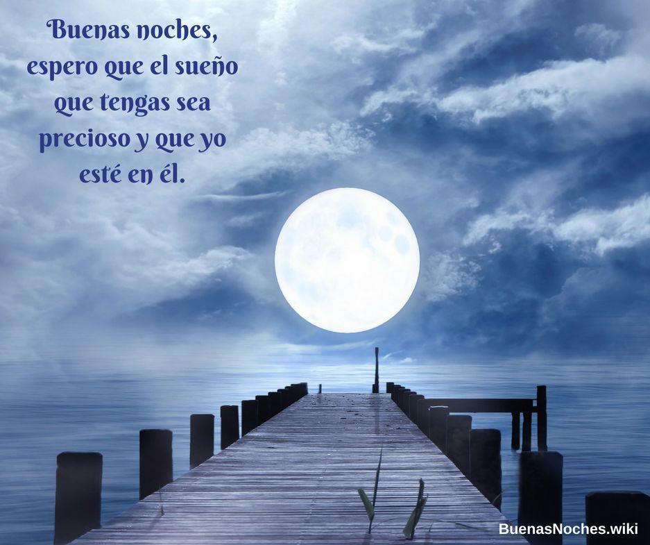 Felicitacion de buenas noches bonitas