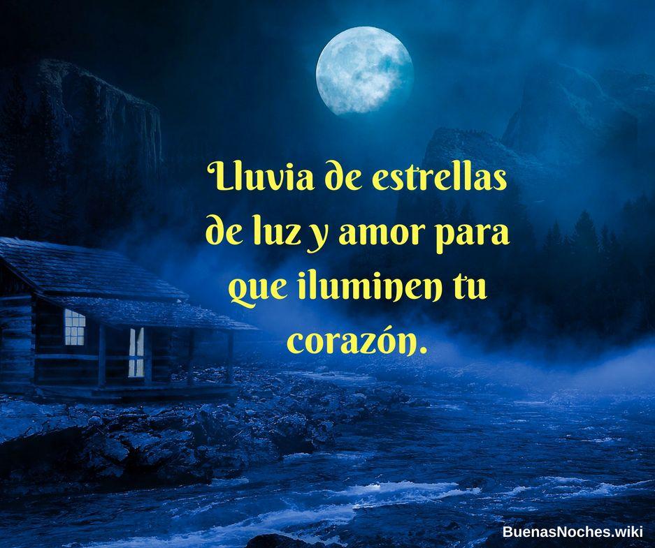 Felicitaciones de buenas noches