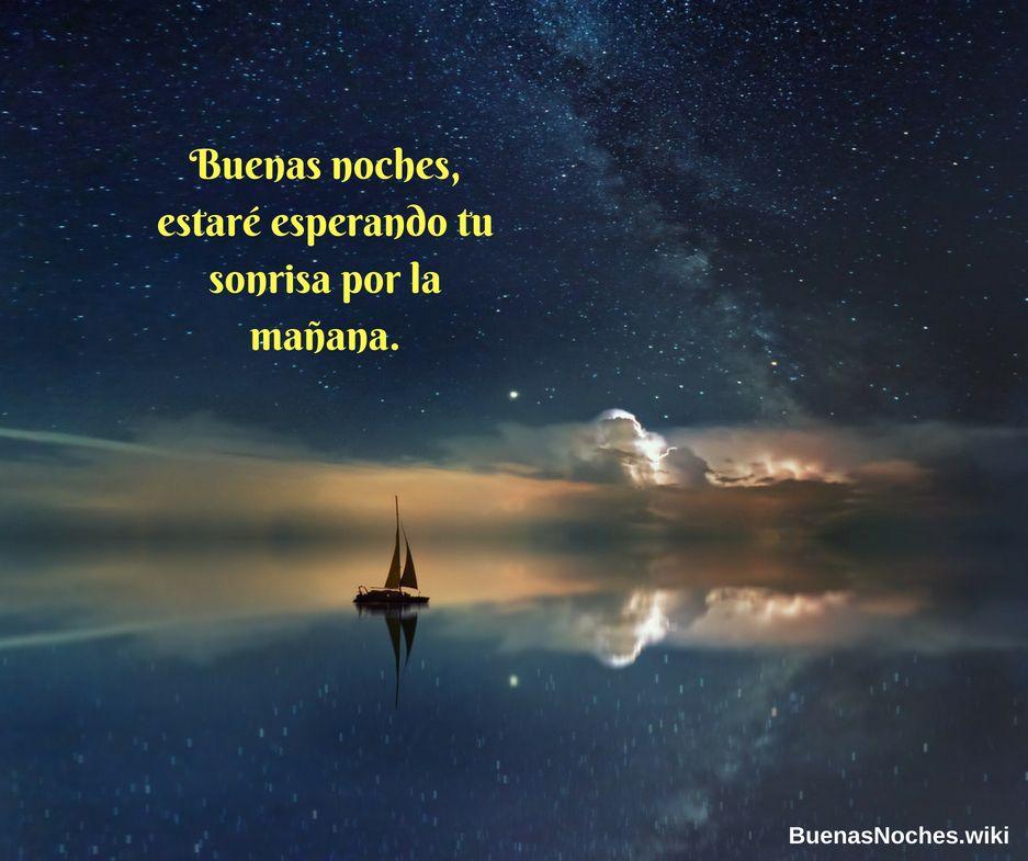 Frases De Buenas Noches Cortas Para Mi Amor